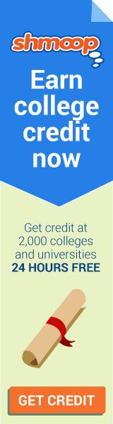 Shmoop College Plus Subscription - 24 Hour Free Trial