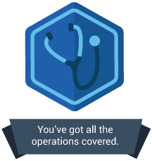 <p>You've got all the operations covered.</p>