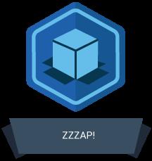 <p>ZZZAP!</p>