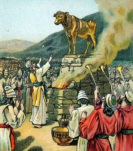 Golden Calf Time
