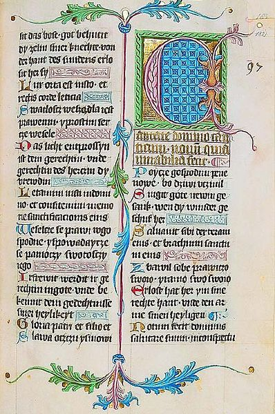 14th-Century Psalms
