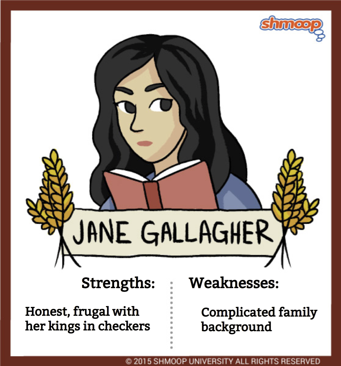 jane gallagher in the catcher in the rye character analysis