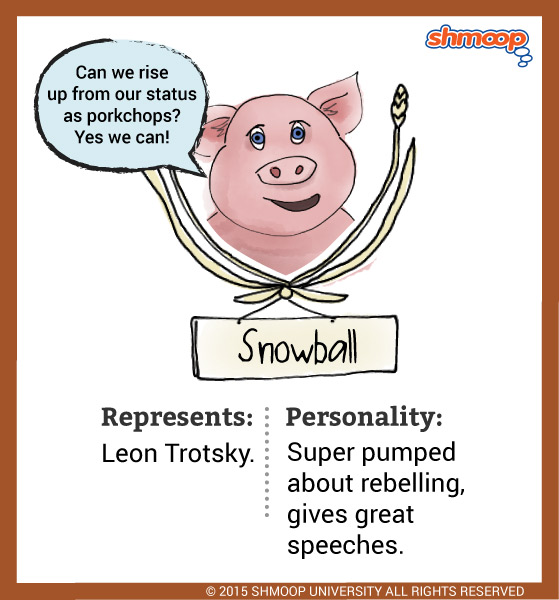 snowball  a pig  in animal farm throwing snowball clipart snowball fight clipart free