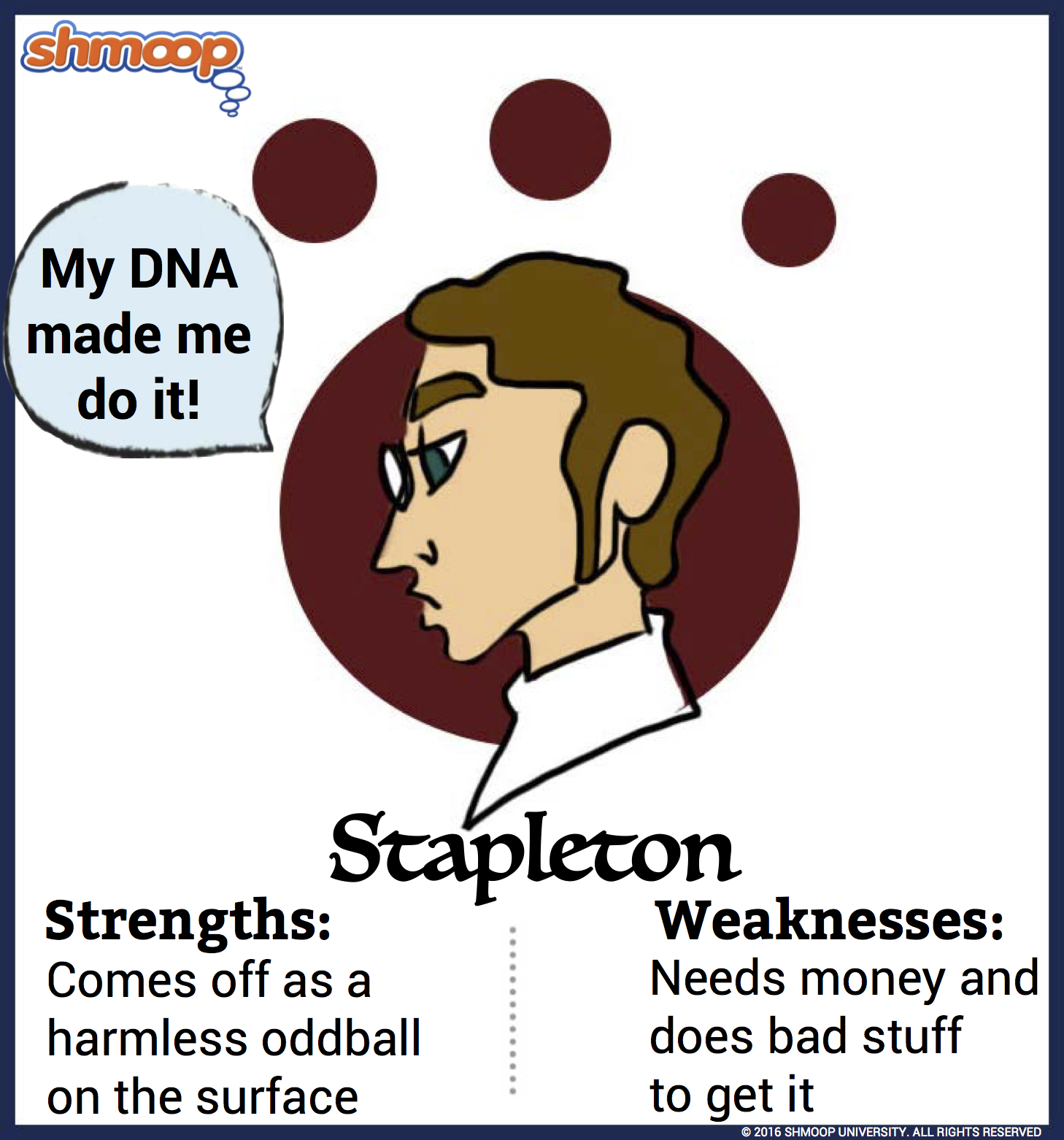 mr jack stapleton in the hound of the baskervilles click the character infographic to