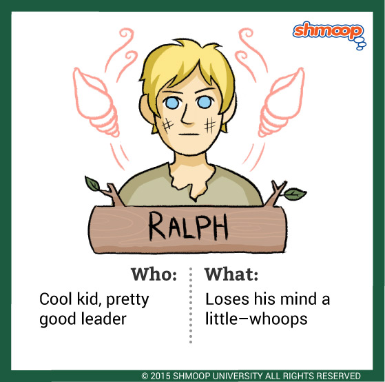 ralph in lord of the flies character analysis