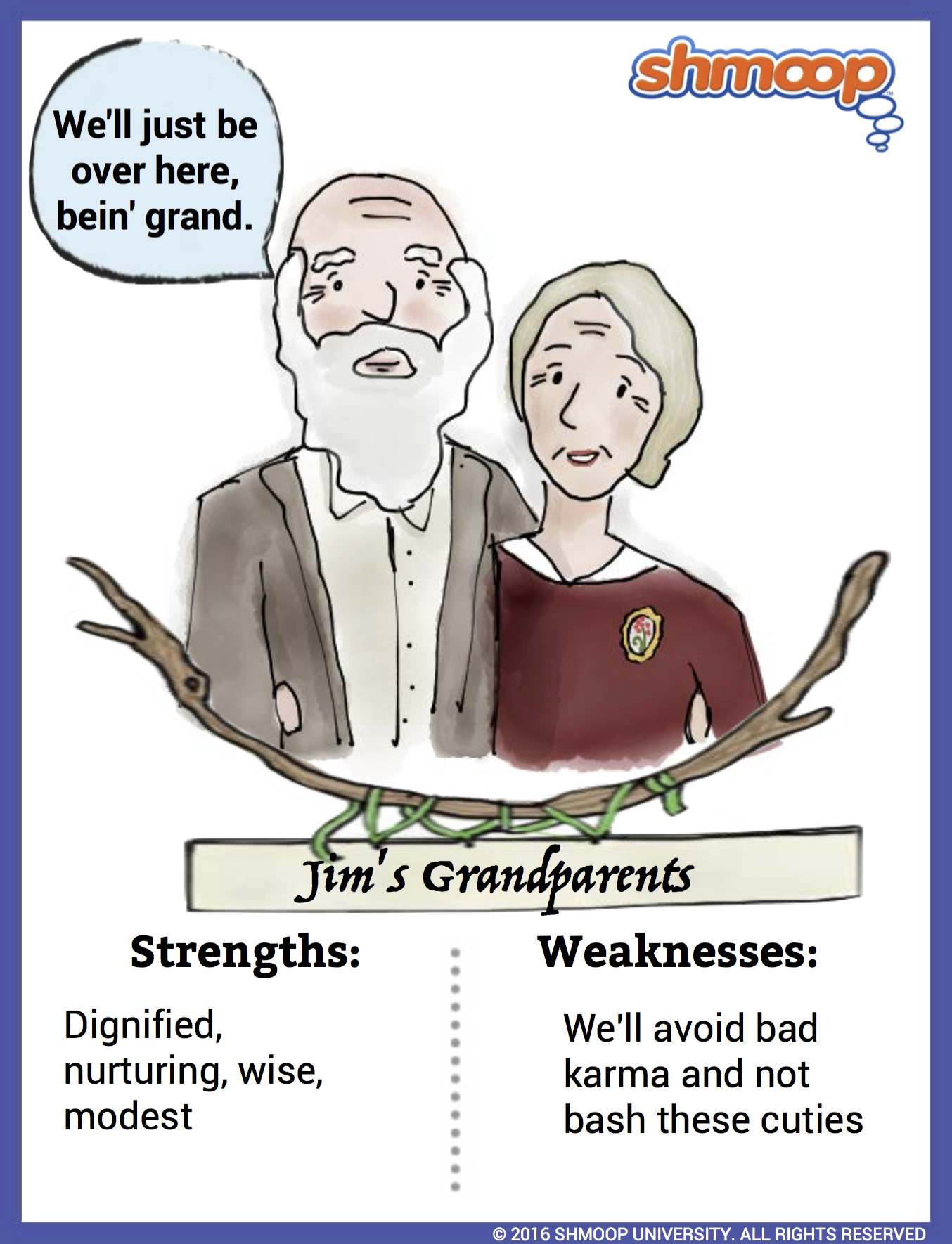 jim s grandparents in my atilde ntonia character analysis