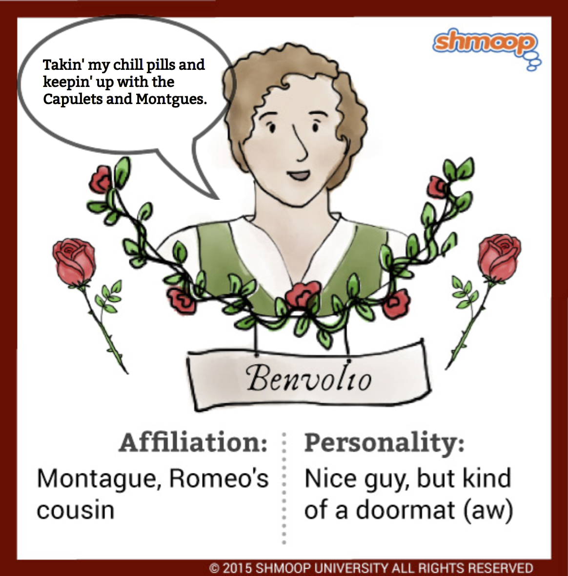 essay on benvolio Benvolio this essay benvolio and other 63,000+ term papers, college essay examples and free essays are available now on reviewessayscom autor: reviewessays.