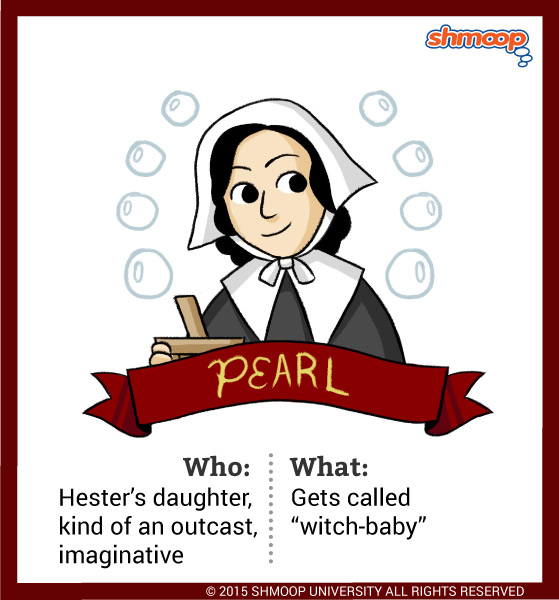 character analysis of pearl in the scarlet letter by nathaniel hawthorne The scarlet letter [nathaniel hawthorne] the main character is classic hawthorne school hester english puritan prynne literature sin society nathaniel pearl.