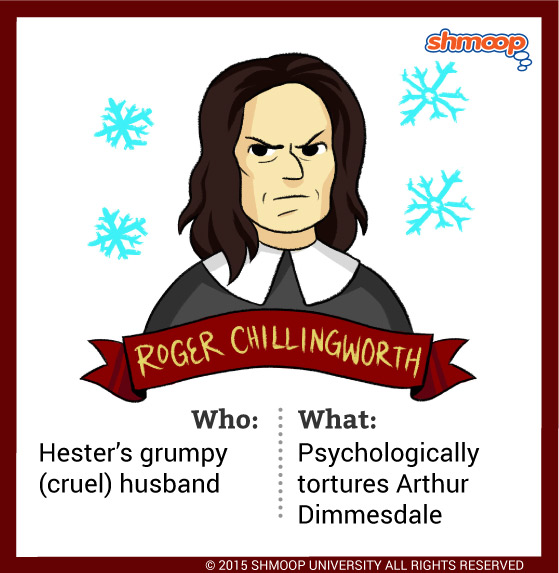 roger chillingworth analysis