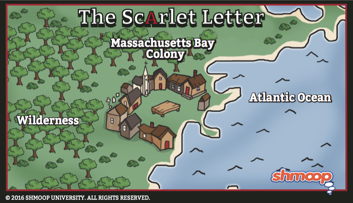the importance of the use of symbol in the scarlet letter by nathaniel hawthorne The scarlet letter by nathaniel hawthorne borrow or check out a copy of the scarlet letter use this checklist to be sure anything that may be important or.