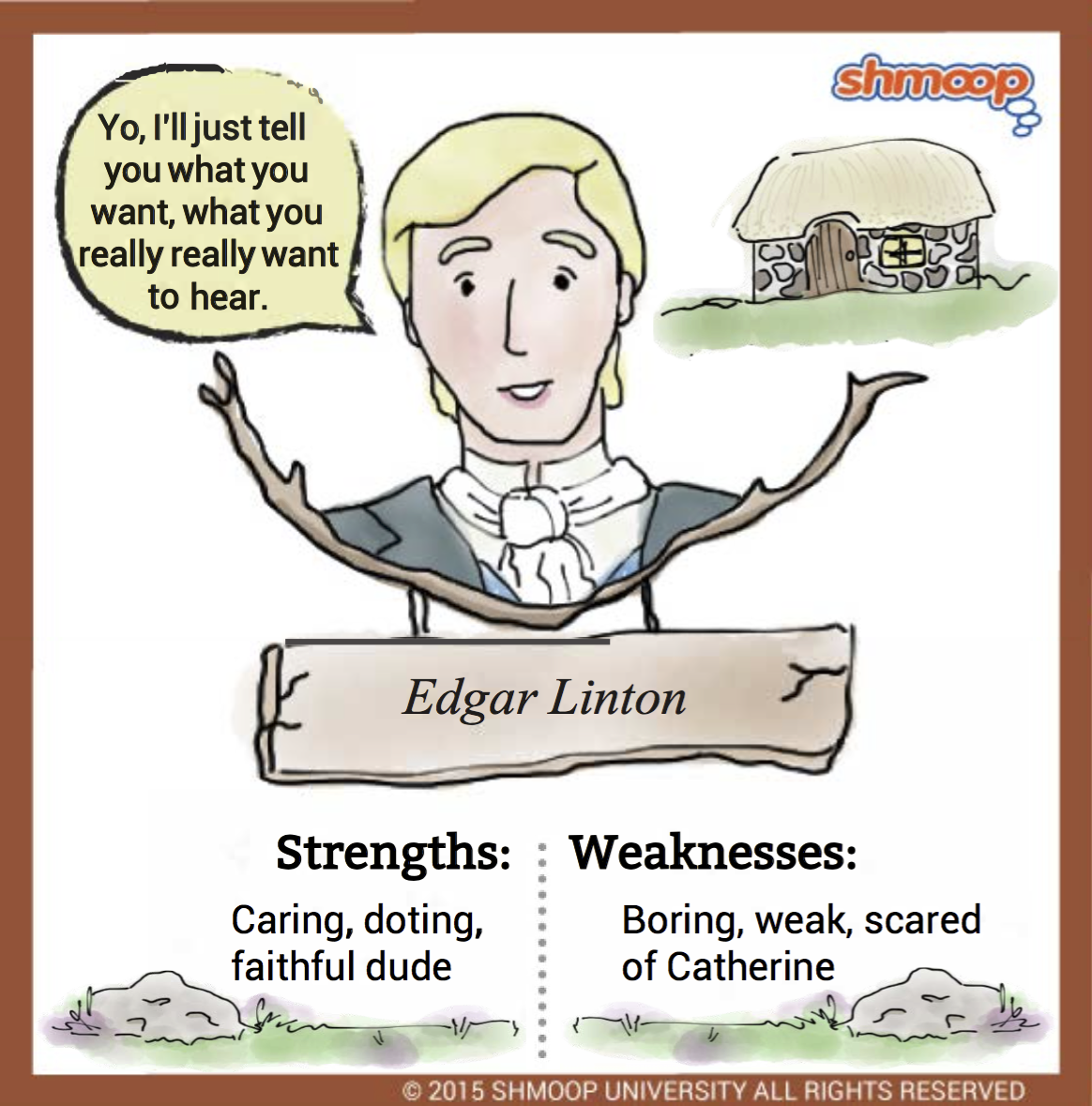 wuthering heights essay on catherine Emily accomplishes this through her multitude of biblical allusions that depict the disolant road that older catherine wuthering heights emily essay custom.