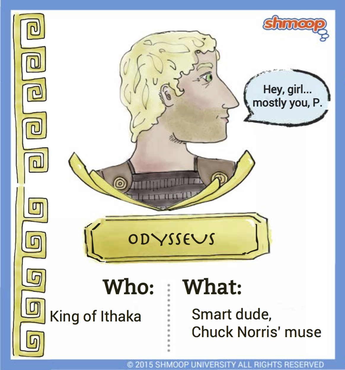 odysseus in the iliad character analysis
