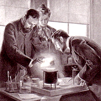 essay on marie curie and the science of radioactivity Accomplished life of marie curie essay by marie sklodowska curie was a legend in the science world as the woman who helped discover the science of radioactivity.
