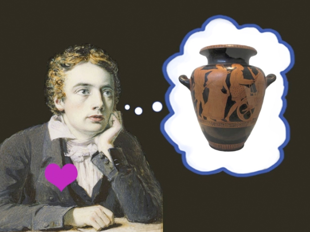 john keats ode on a grecian urn Ode on a grecian urn (text) john keats victorian web home — some pre-victorian authors — british romanticism — john keats] thou still unravished bride of quietness, thou foster-child of silence and slow time, sylvan historian john keats the romantics.