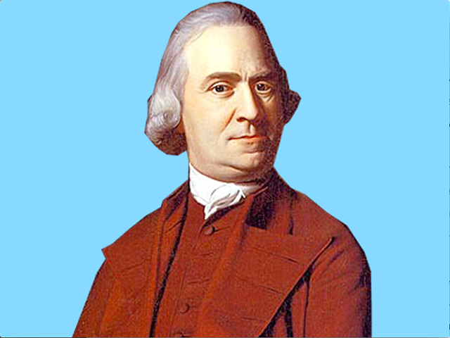 a biography of samuel adams an american patriot and politician American revolution biography samuel adams: father of the american revolution the art of power gives us jefferson the politician and president.