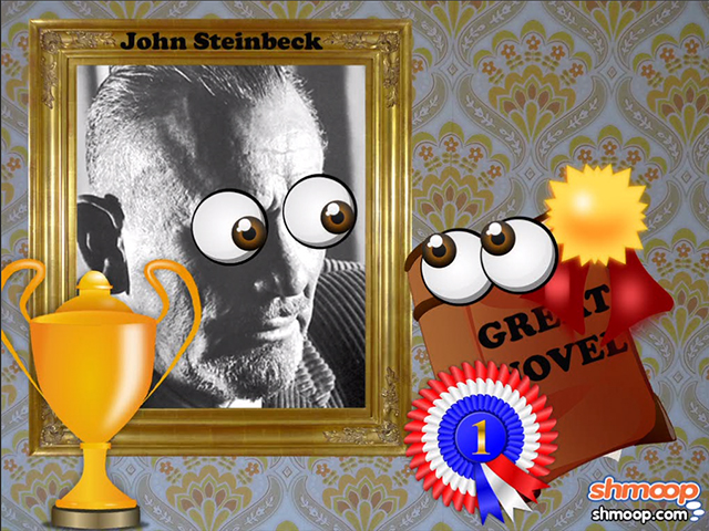 a summary of john steinbecks novel the pearl The pearl by john steinbeck background john steinbeck was born in california in 1902 his books focus mainly on people who struggle to fit in his most famous book,the grapes of wrath, earned him a pulitzer prize in literature.