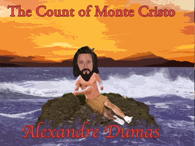 Edmond Dantès, the Count of Monte Cristo in The Count of Monte Cristo