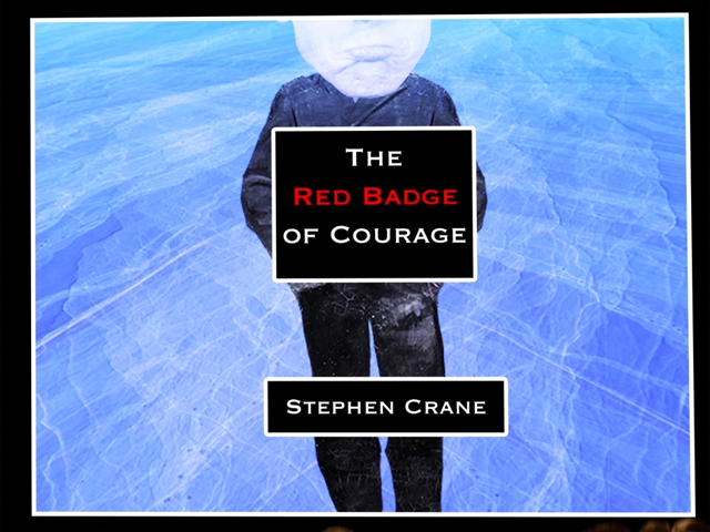 a literary analysis of the themes of the red badge of courage by stephen crane The red badge of courage is a war novel by american author stephen crane ( 1871–1900)  the indifference of the natural world is a reoccurring theme in  crane's work at the beginning of the novel, as the regiments advance toward  battle,.