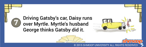 gatsby sacrifice for daisy Start studying the great pile of great gatsby  daisy had deserted gatsby  the fact that daisy is not worthy of such nobility does not minimize gatsby's sacrifice.