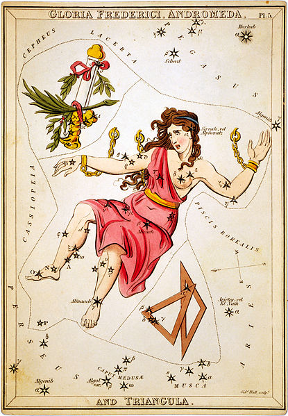 Andromeda, the Constellation