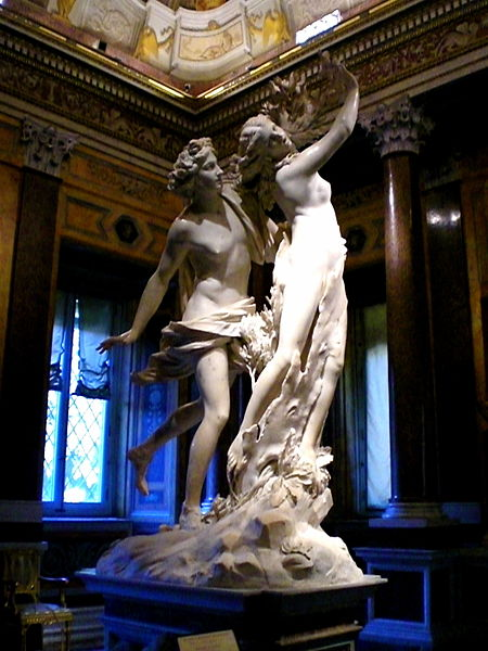 Famous Sculpture by Bernini