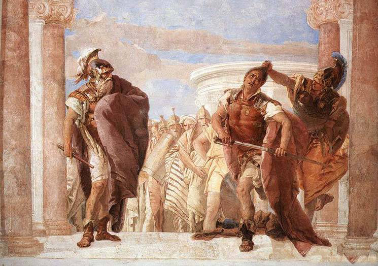 The character of achilles essay
