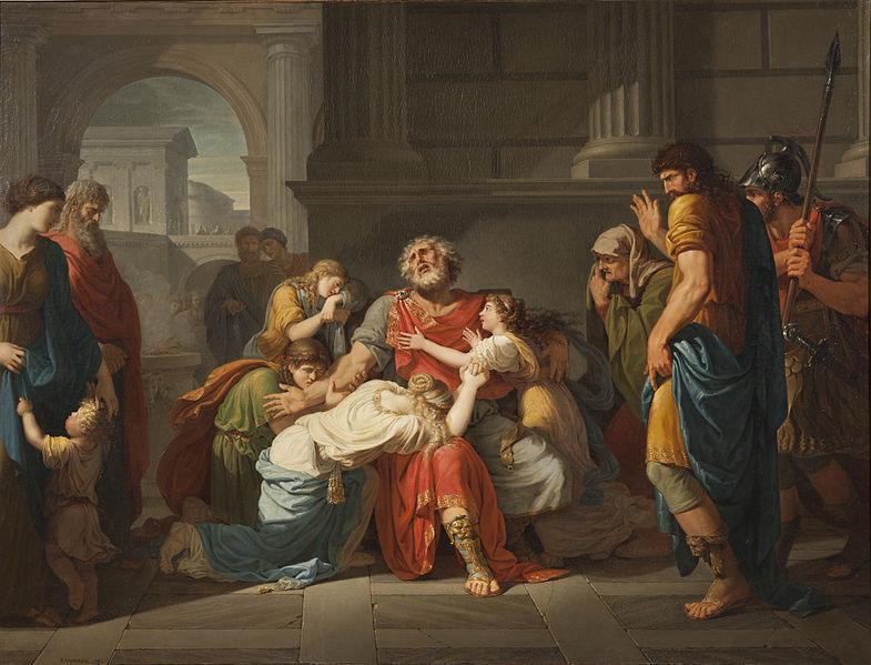 Essay fate oedipus king