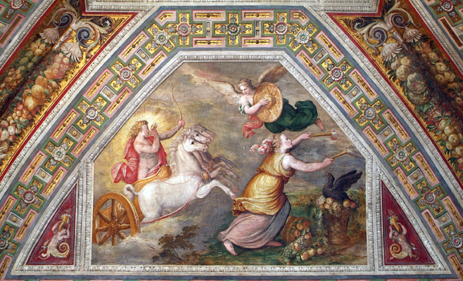 Contrasting apollo and dionysus essay