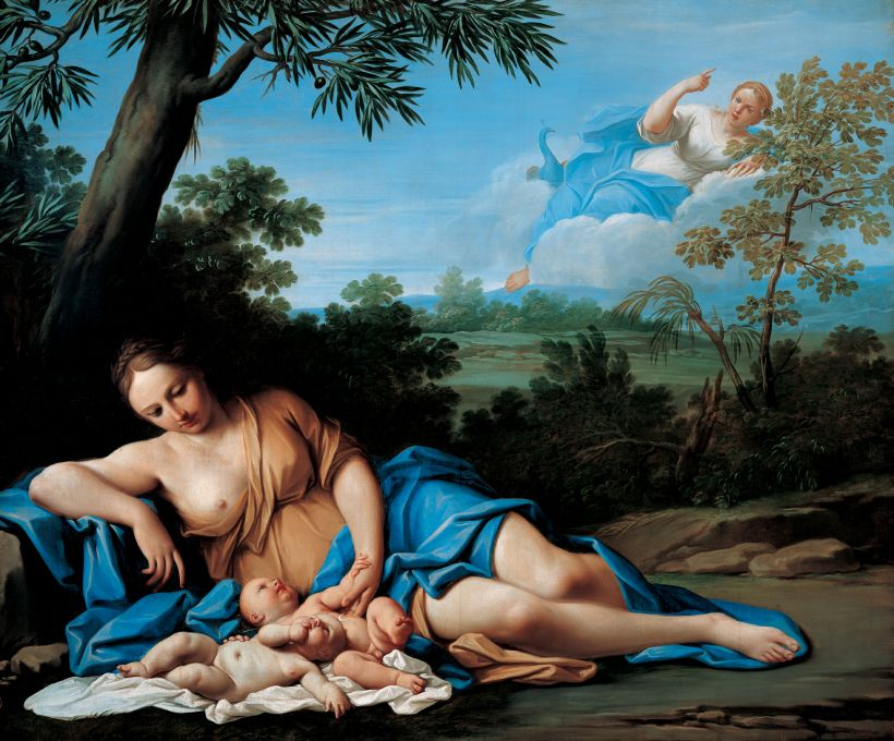 The Birth of Artemis and Apollo