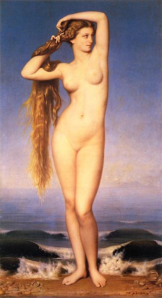The Birth of Venus by Duval