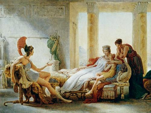 dido and aeneas relationship essay Online essay help comparison of aeneas and odysseus: heroes & journey  aeneas is not kept against his will by dido as ody is by calypso.