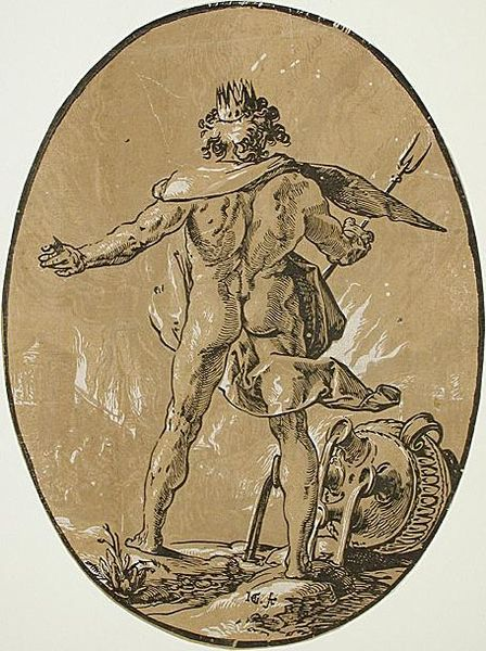 an analysis of the god poseidon Mythology | character analysis zeus defeats his father and ushers in the rule of the olympian gods in poseidon/neptune poseidon is the god of.