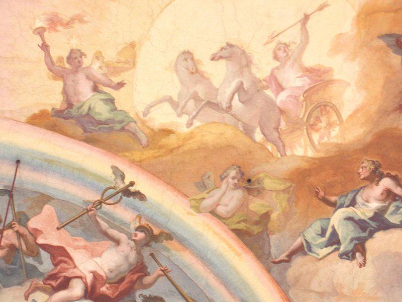 Mythology Short Answer Test - Answer Key