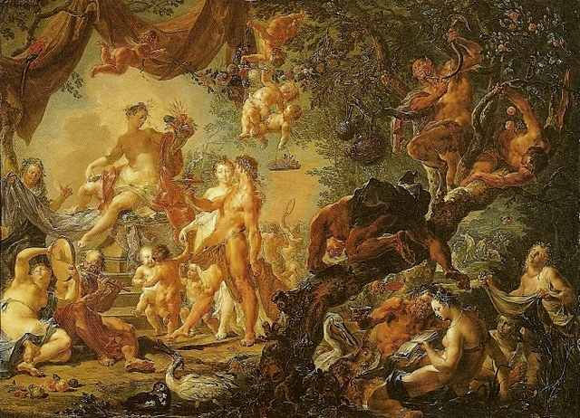 The Marriage of Hephaestus and Aphrodite