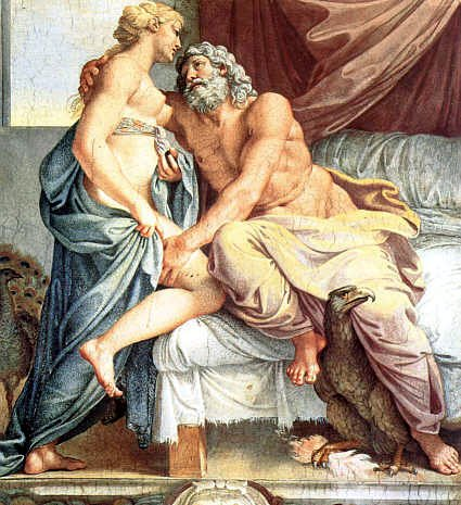 Hera and Aeolus