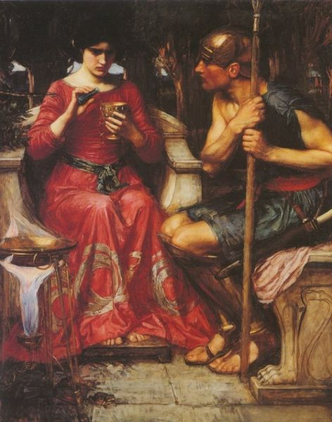Medea Makes a Potion