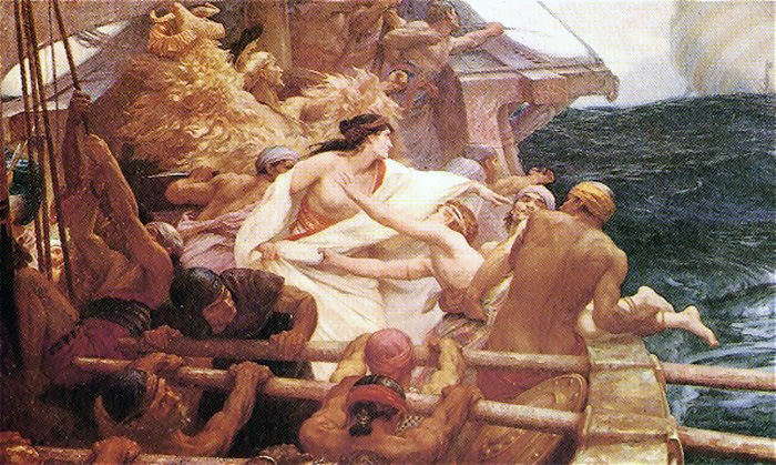 Medea Killing Her Brother