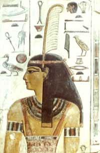 Blessing Queen Nefertari's Tomb