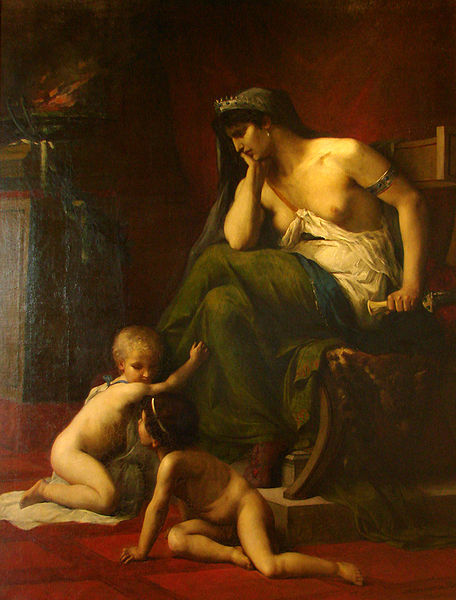a summary of medea by euripides and his characterization of women in the play