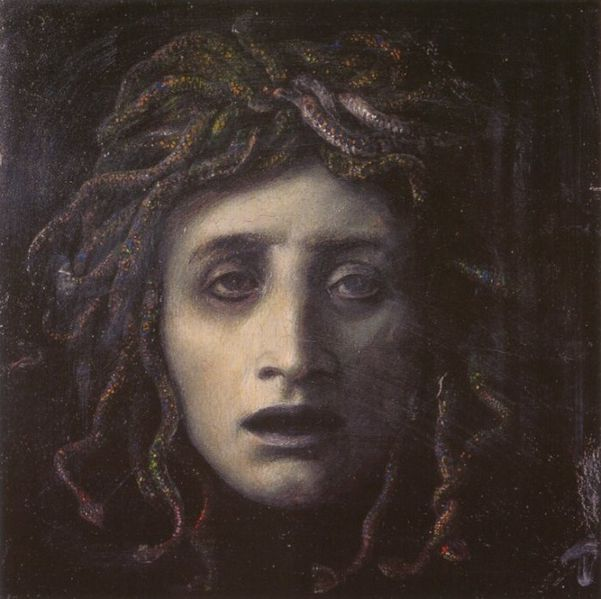 Mosaic of Medusa