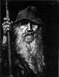 Portrait of Odin