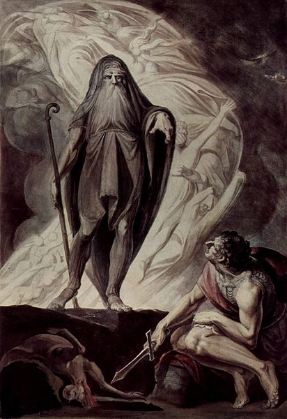 Ghostly Tiresias