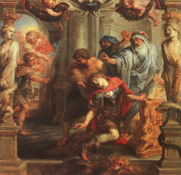 Achilles and Aeneas Essay