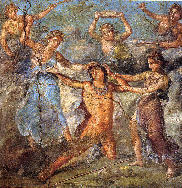 Dionysus and Ariadne