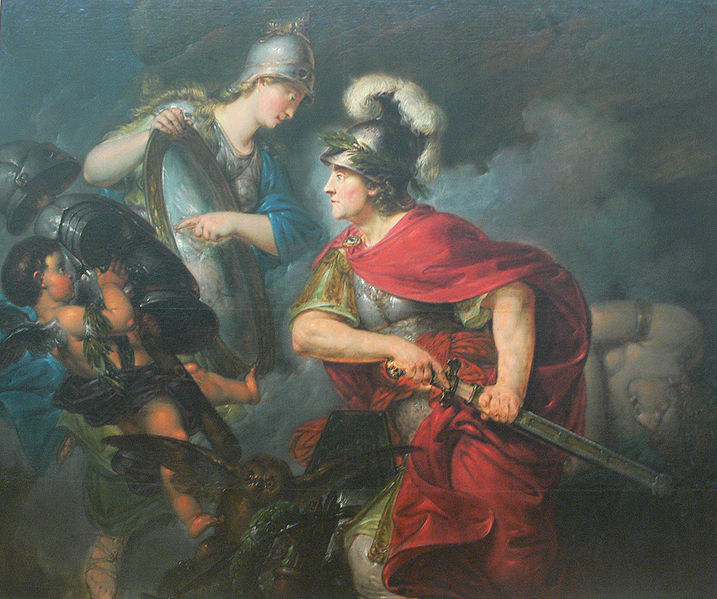 Perseus and Athena
