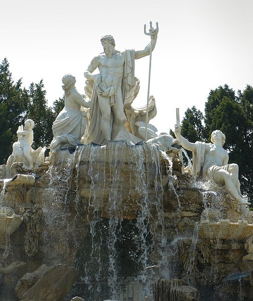 Poseidon Fountain