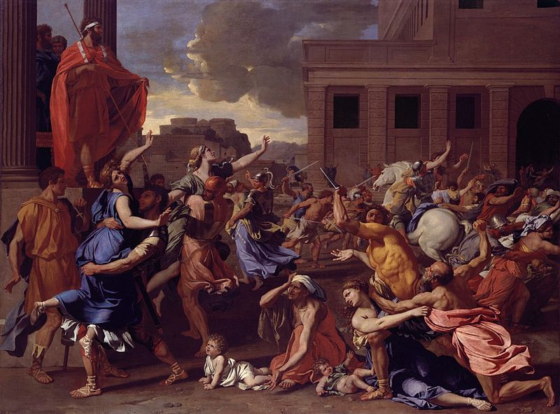 Kidnapping the Sabine Women