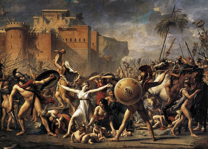 Sabine Women Save the Day