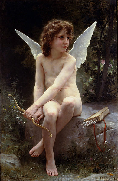 Portrait of Cupid