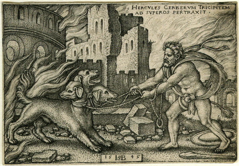 Capturing Cerberus